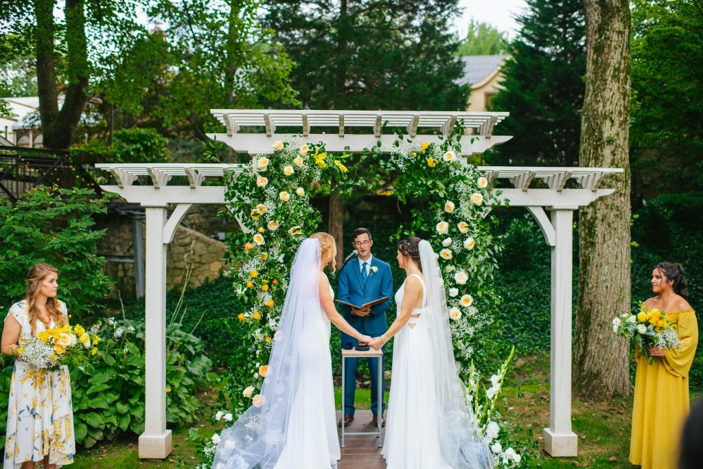 Nowadays, it is really simple to become ordained online and serve as a virtual wedding officiant.