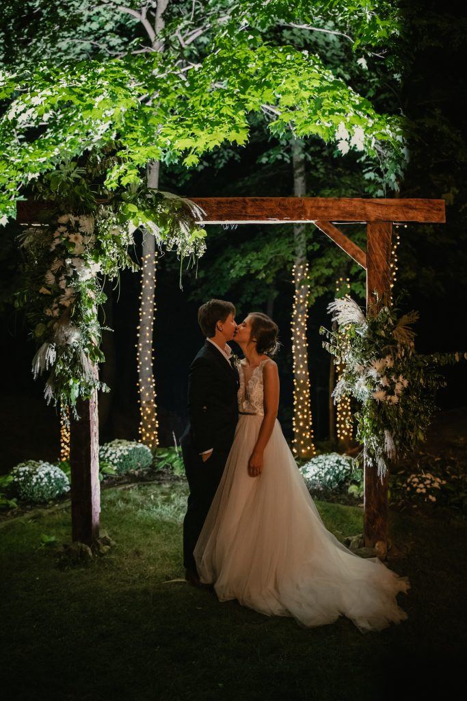 May your virtual wedding be as beautiful as this one!