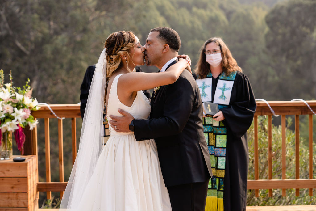 Whether your vows are short and sweet or lengthy and heartfelt--they should reflect you as a couple!