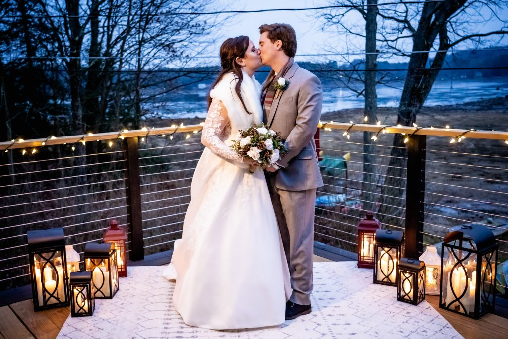 Hiring a virtual wedding service ensures that the production quality is top notch.
