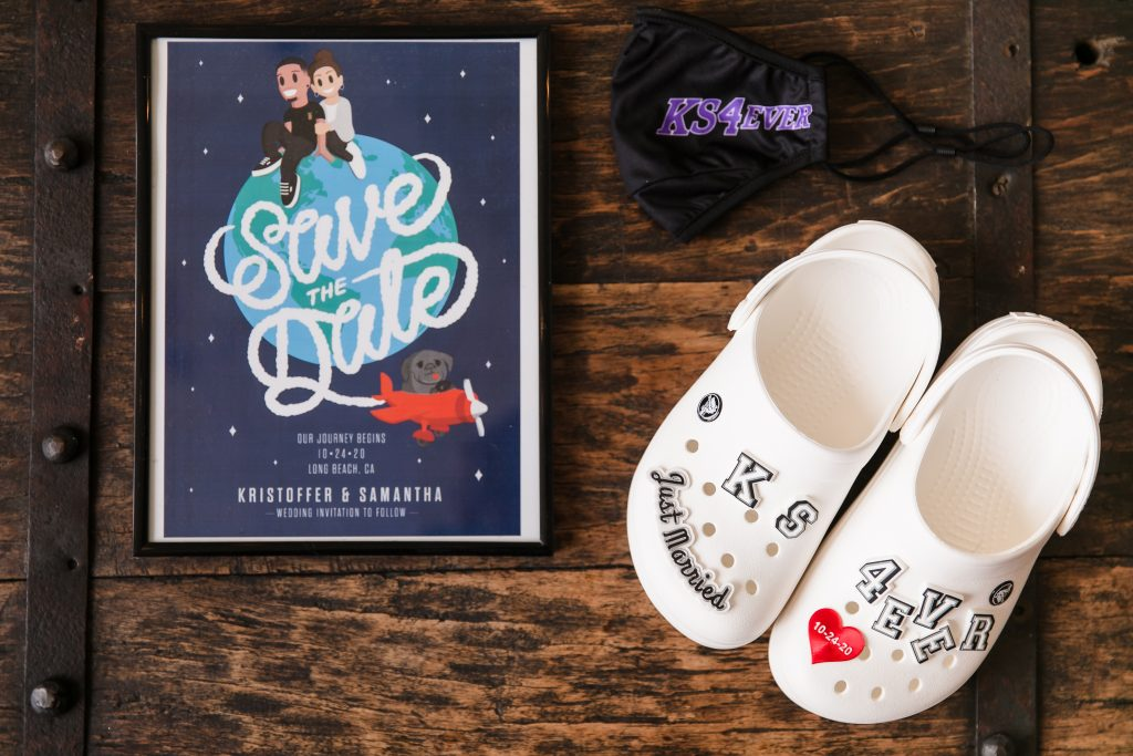 Zazzle offers creative ways to customize anything needed for your wedding, as well as virtual wedding invitations.